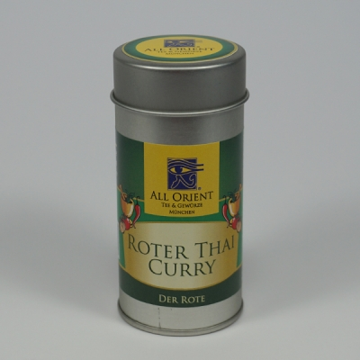 Roter Thai Curry